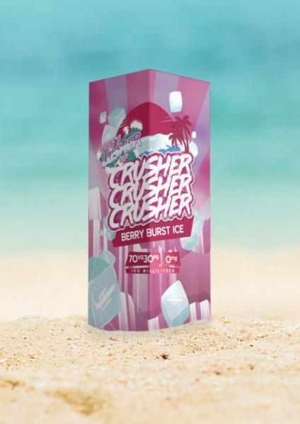 Crusher Berry Burst on Ice 100ml+