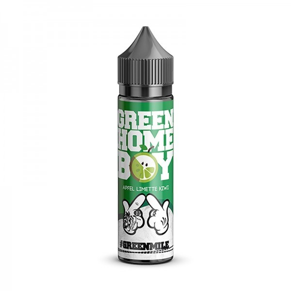 #greenmile HomeBoy Green