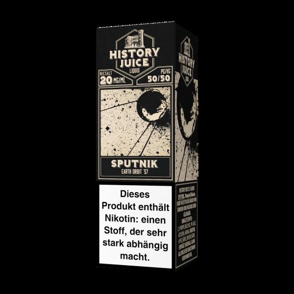 History Juice NS Sputnik 20mg