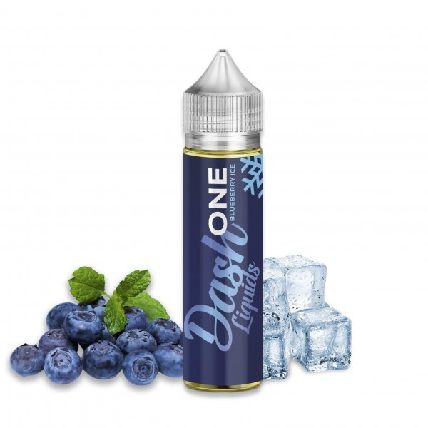 Dash One Blueberry Ice