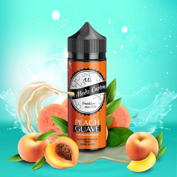 Vape Modz Customs Peach Guave