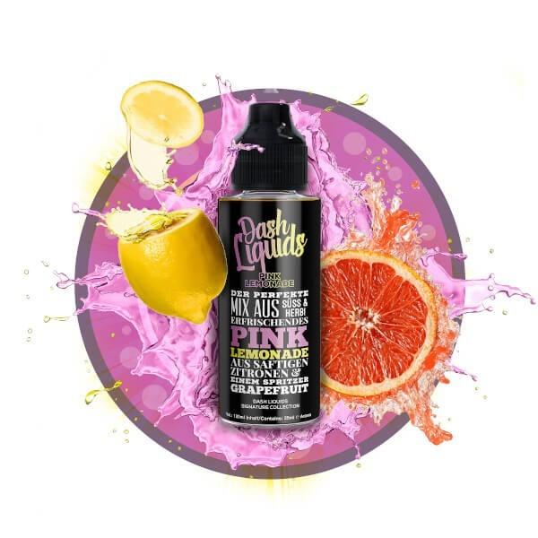 Dash Signature Pink Lemonade