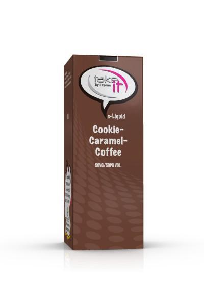 Take It Cookie Caramel Coffee