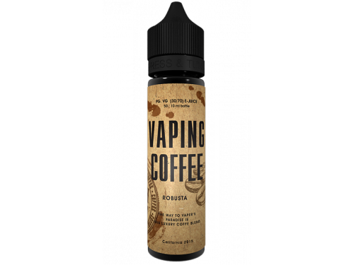 Vaping Coffee Robusta 50ml+