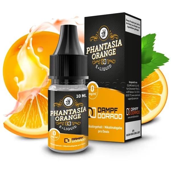 Dampfdorado Phantasia Orange