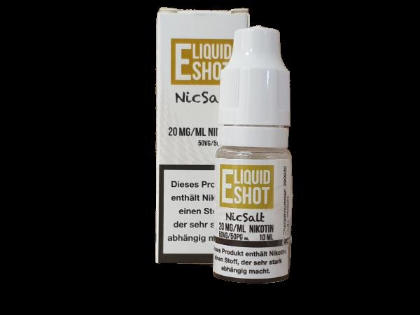 50/50 Nikotin Salz Shot 20 mg