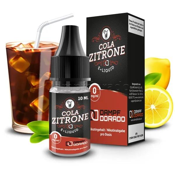 Dampfdorado Cola Zitrone