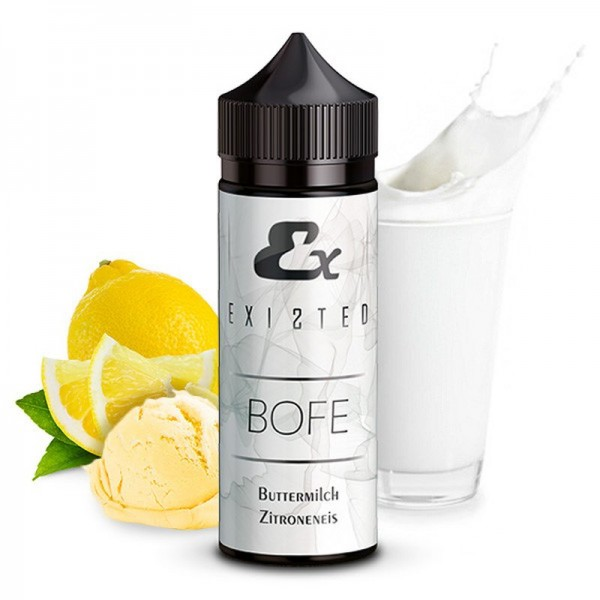 Existed - BOFE - Buttermilch Zitroneneis