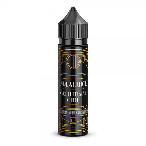 The Great Juice Gentlemans Chill 50ml+