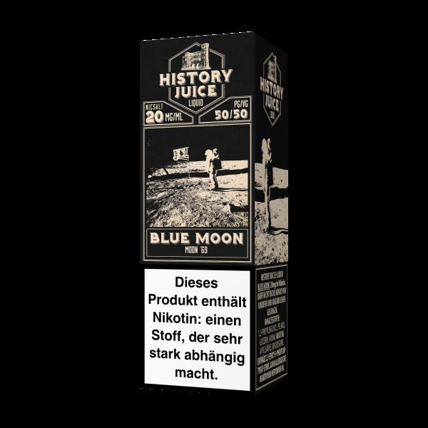 History Juice NS Blue Moon 20mg