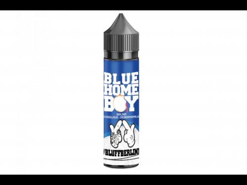 #bluffberliner HomeBoy Blue