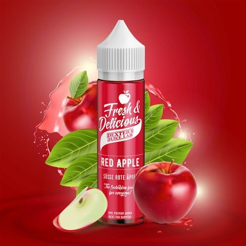 Dexter Fresh&Delicious Red Apple