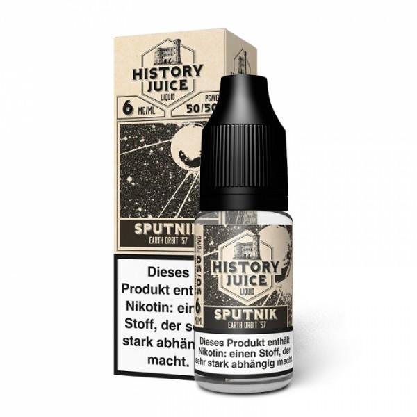 History Juice Sputnik