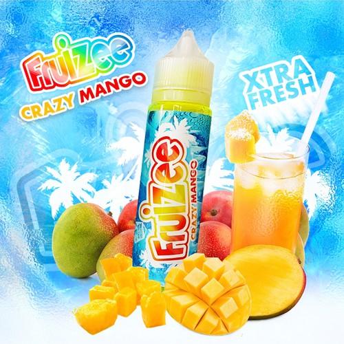 Fruizee Crazy Mango Xtra Fresh 50ml+