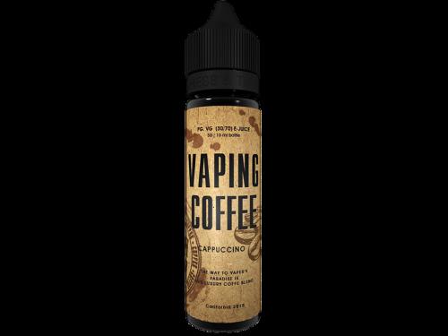 Vaping Coffee Cappuccino 50ml+