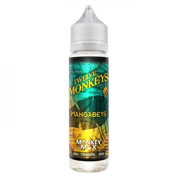 Twelve Monkeys Mangabeys 50ml+
