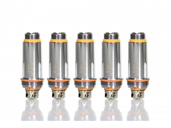 Aspire Cleito Coils (Packung), 0,4ohm (5er Pack)