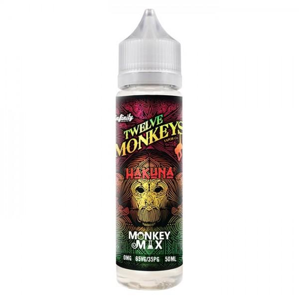 Twelve Monkeys Hakuna 50ml+