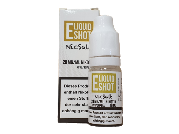 70/30 Nikotin Salz Shot 20mg