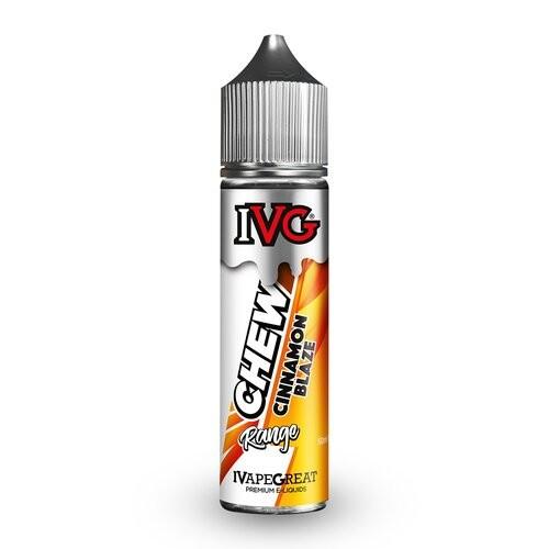IVG Cinnamon Blaze 50ml+