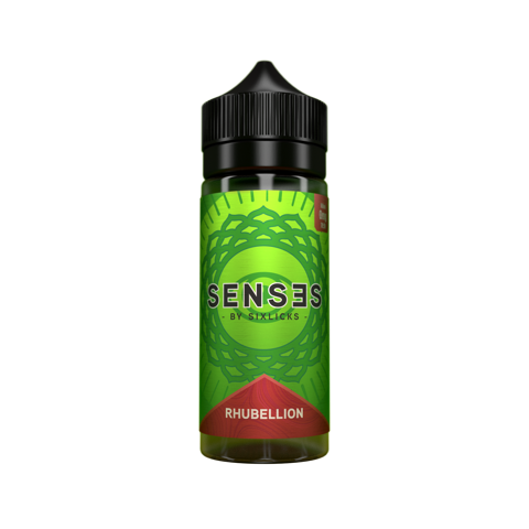 Senses Rhubellion 100ml+