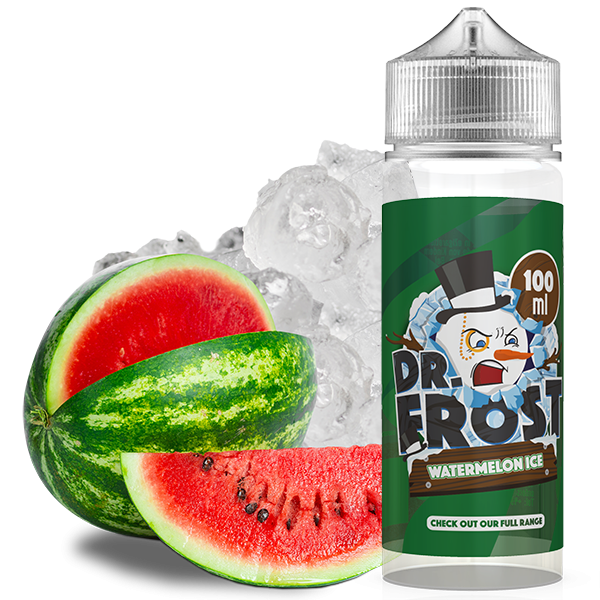 Dr Frost Watermelon Ice 100ml+