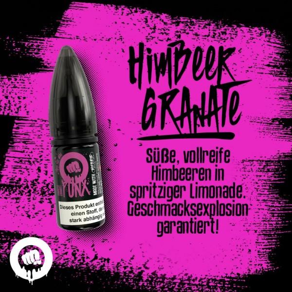 Riot Salt Punx NS Himbeer Granate10mg