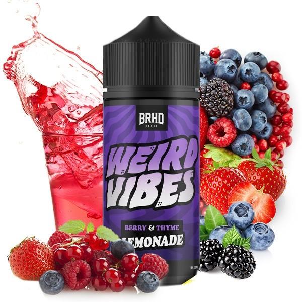 BRHD Weird Vibes Berry Thyme