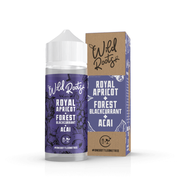 Wild Roots Royal Apricot 100ml+