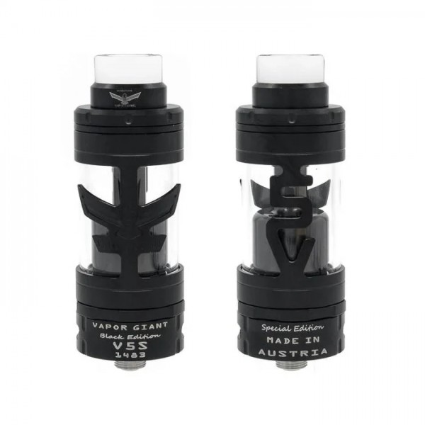 Vapor Giant V5 S Black Edition