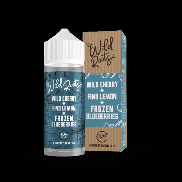 Wild Roots Wild Cherry 100ml+
