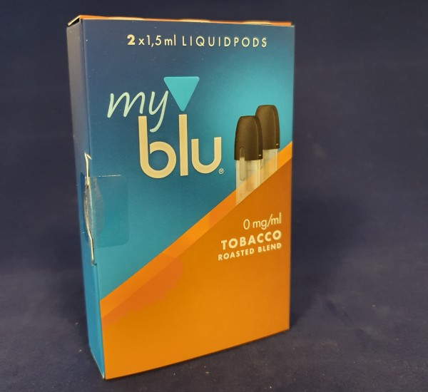 MYblu Pods Tobacco 18mg