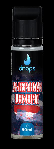 Drops American Luxury 50ml+
