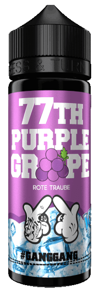 #ganggang - 77th Purple Grape Ice Aroma